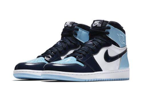 Nike Jordan 1 Blue Chill