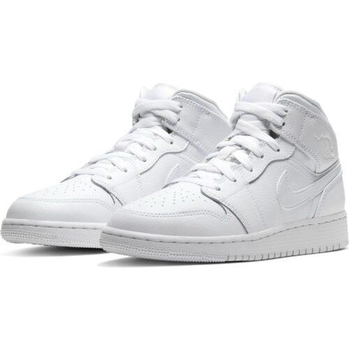 Зимние Nike Jordan 1 Retro High  с мехом