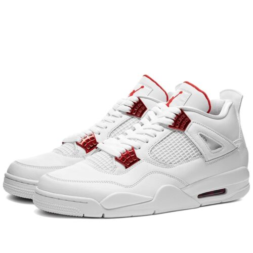 Nike Air Jordan 4 Metallic Red