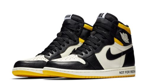 Nike Air Jordan 1 not for resale
