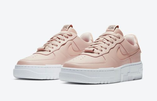 Nike Air Force 1 Low Pixel Triple