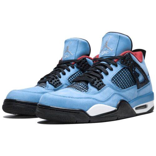 Nike Air Jordan 4 Retro 'Cactus Jack'
