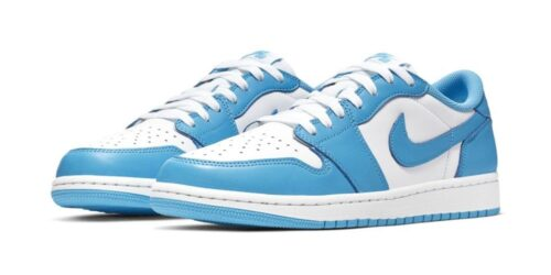 Nike Air Jordan 1 Low University Blue